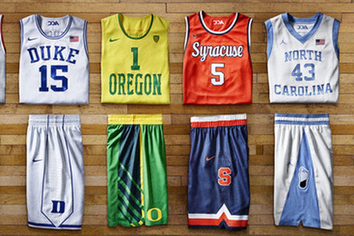 149a92d4d09e Syracuse To Don Nike Hyper Elite Dominance Uniforms Against Boston College