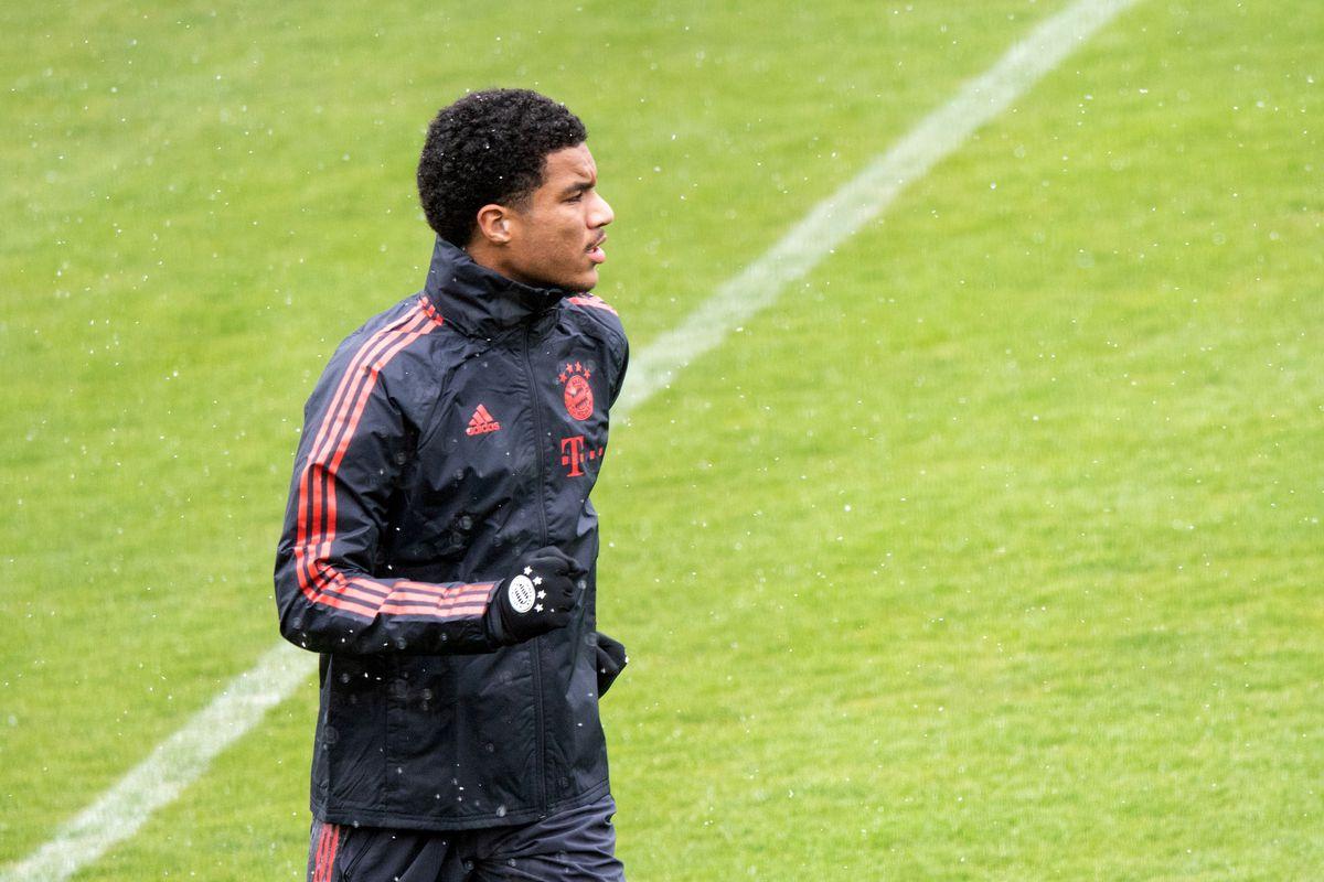 Paris Saint-Germain - Bayern Munich - Training