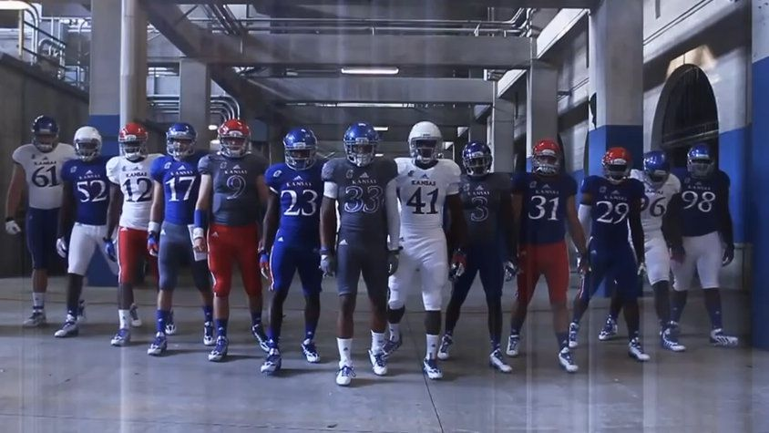 CRFF Ranks the Uniforms of the Big 12 - Cowboys Ride For Free ee48bd5d2