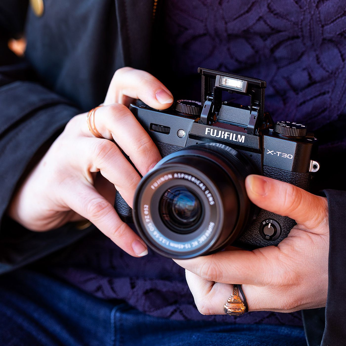 Fujifilm X-T30 review: a little wonder of a camera - The Verge