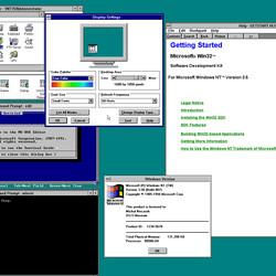 Windows NT 3.5 (1994)