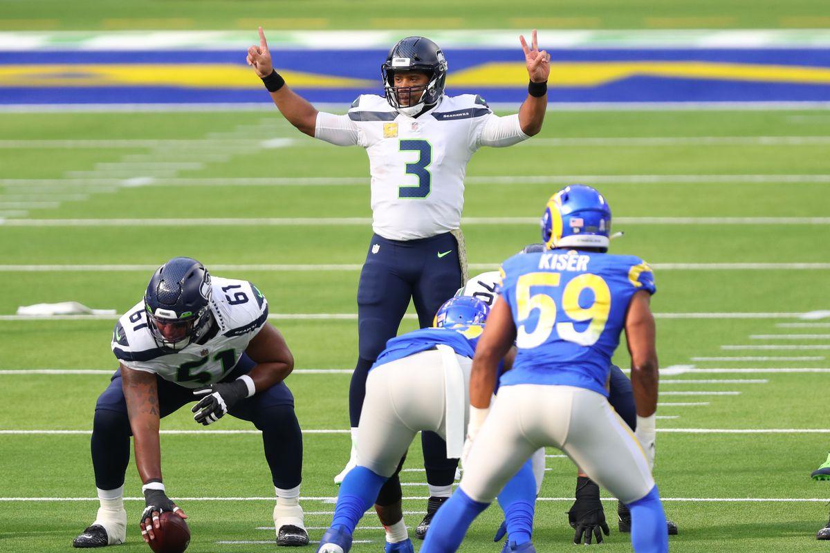 Nfl Super Wild Card Weekend Los Angeles Rams Vs Seattle Seahawks Hogs Haven
