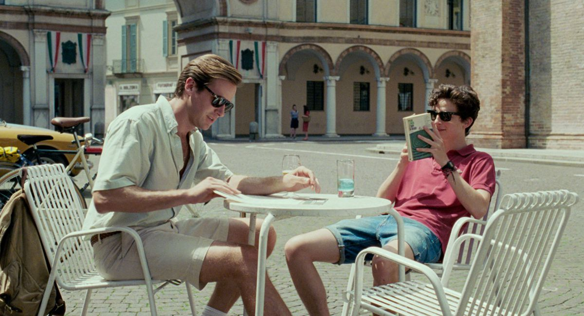 Call Me By Your Name Review A Masterful Story Of First Love And
