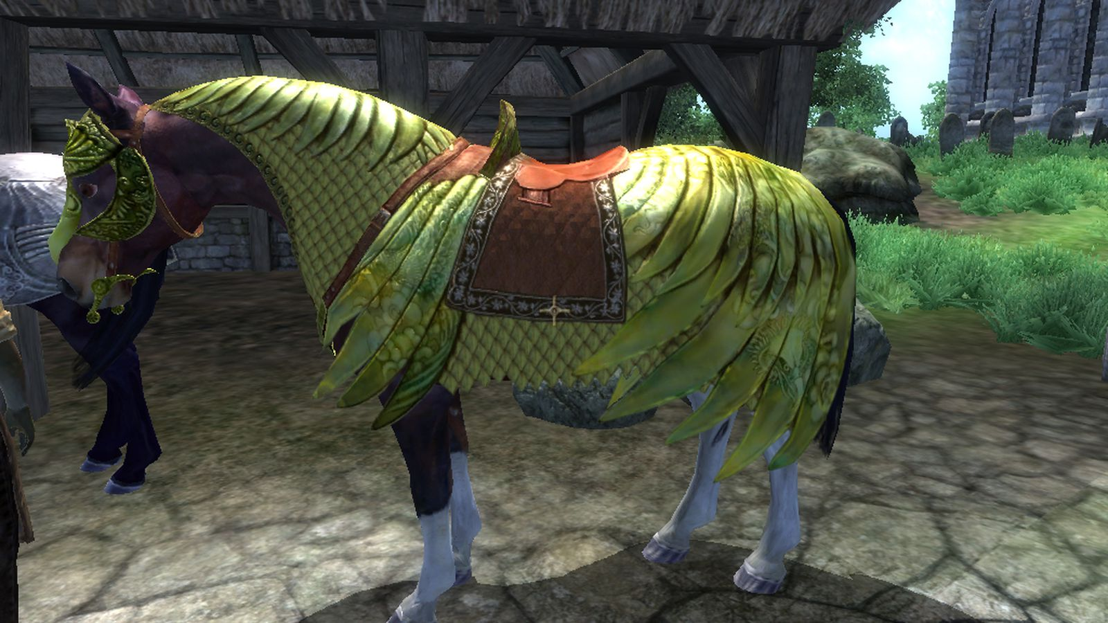 Oblivion Dev Is Sorry Not Sorry For Horse Armor Polygon