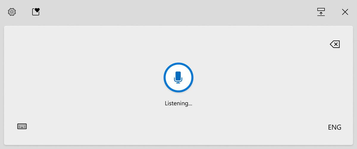 O Windows 10 está recebendo um novo teclado de toque com GIFs, emoji e melhor digitação por voz 4