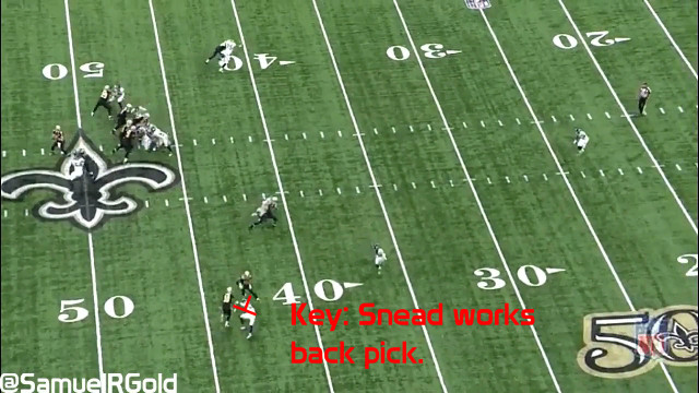 Saints Pick Rub Play2B Samuel Gold