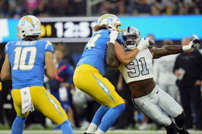 NFL: Las Vegas Raiders at Los Angeles Chargers