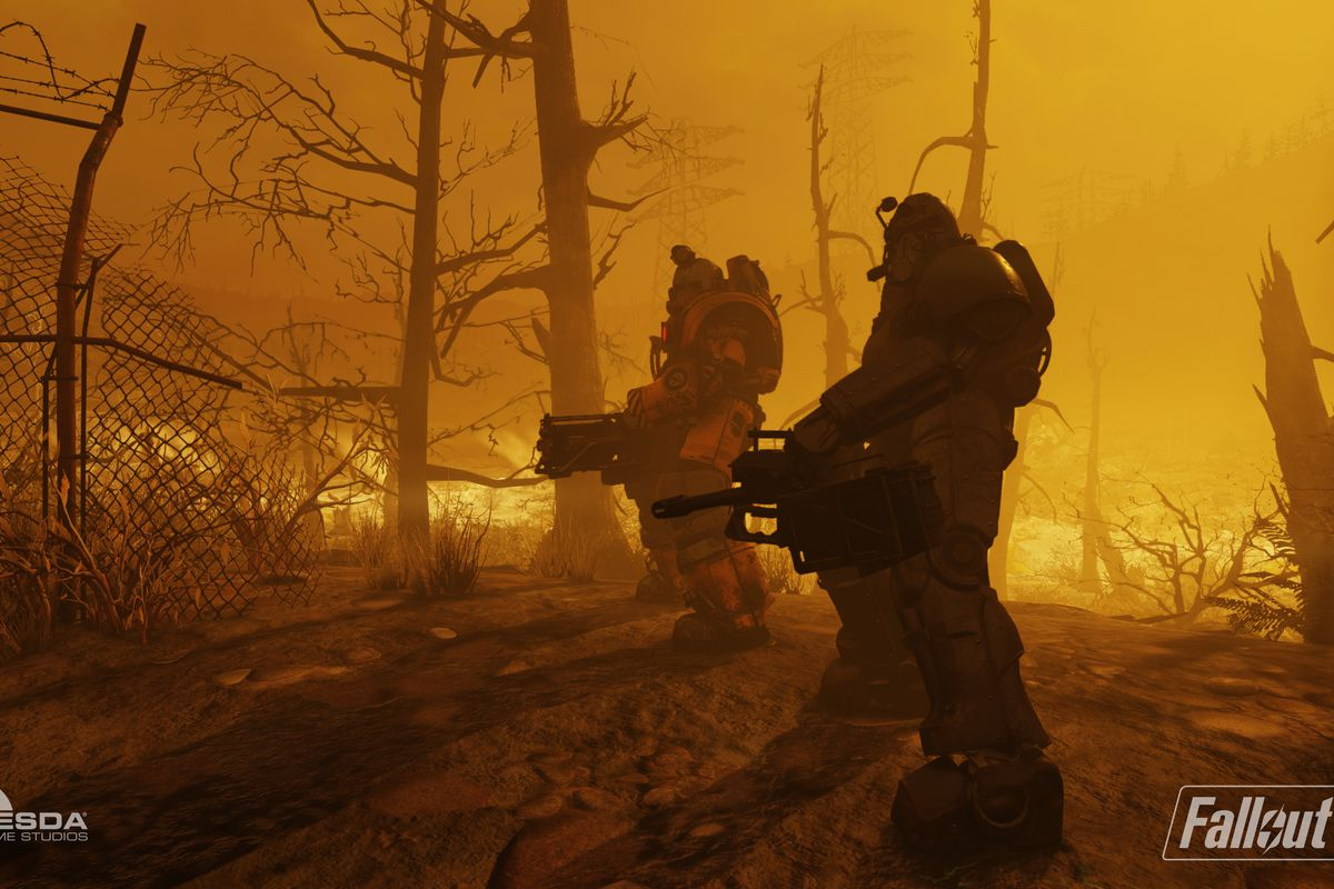 Fallout 76's next patch is coming tomorrow - Polygon