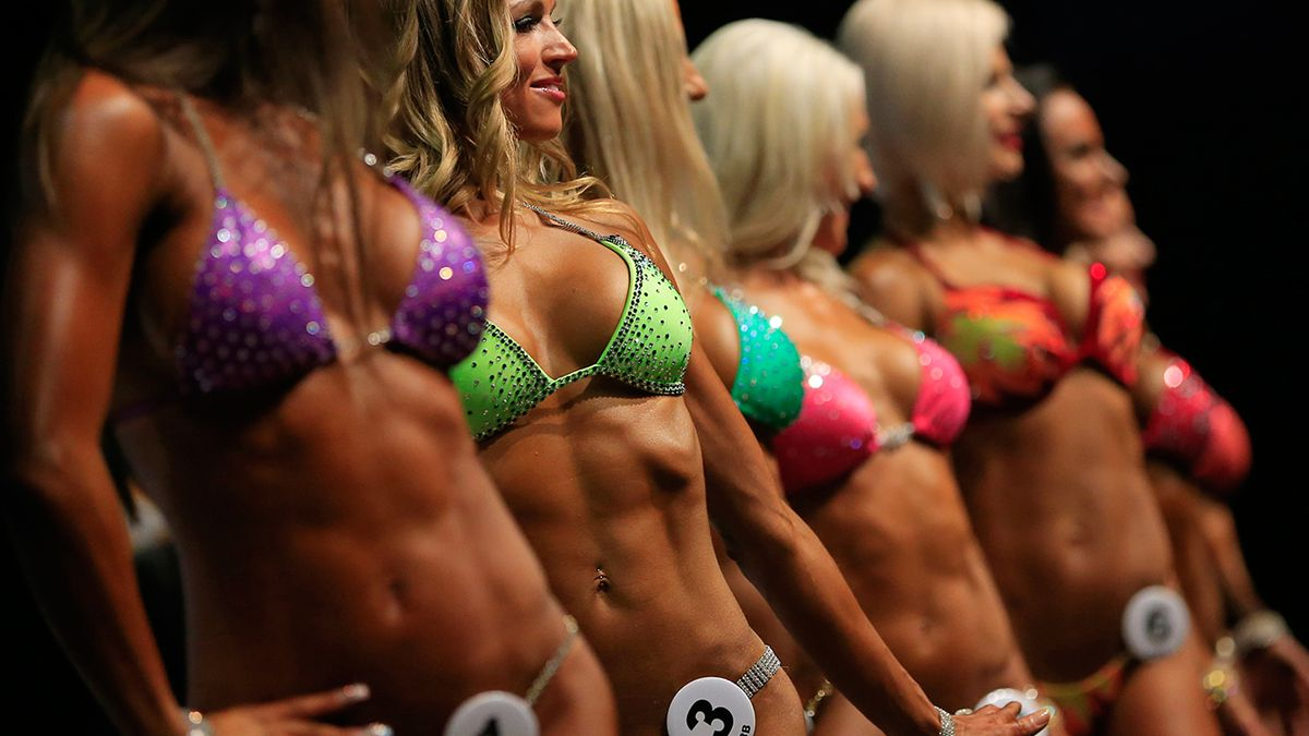 Muscling In The Rise Of The Female Bodybuilder