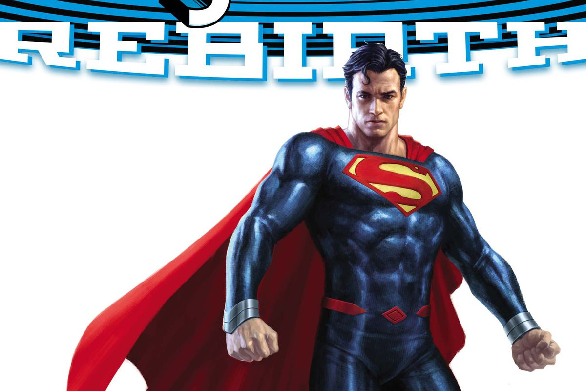 Superman and Batman are reborn this week: Here's what you
