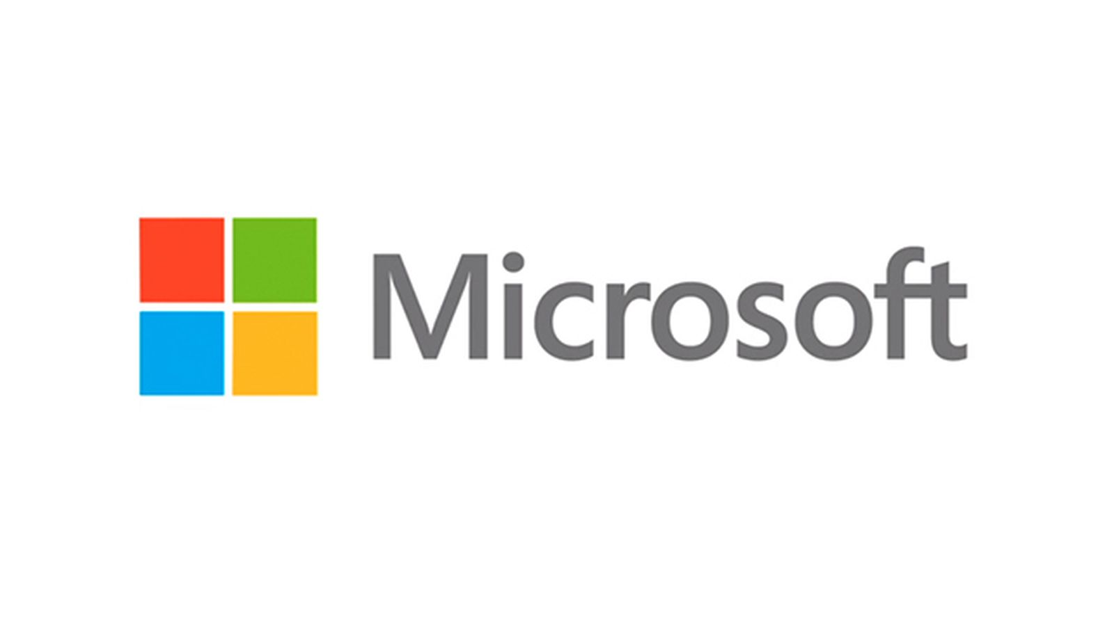 Microsoft unveils its new logo, the first major change in 25 years ...