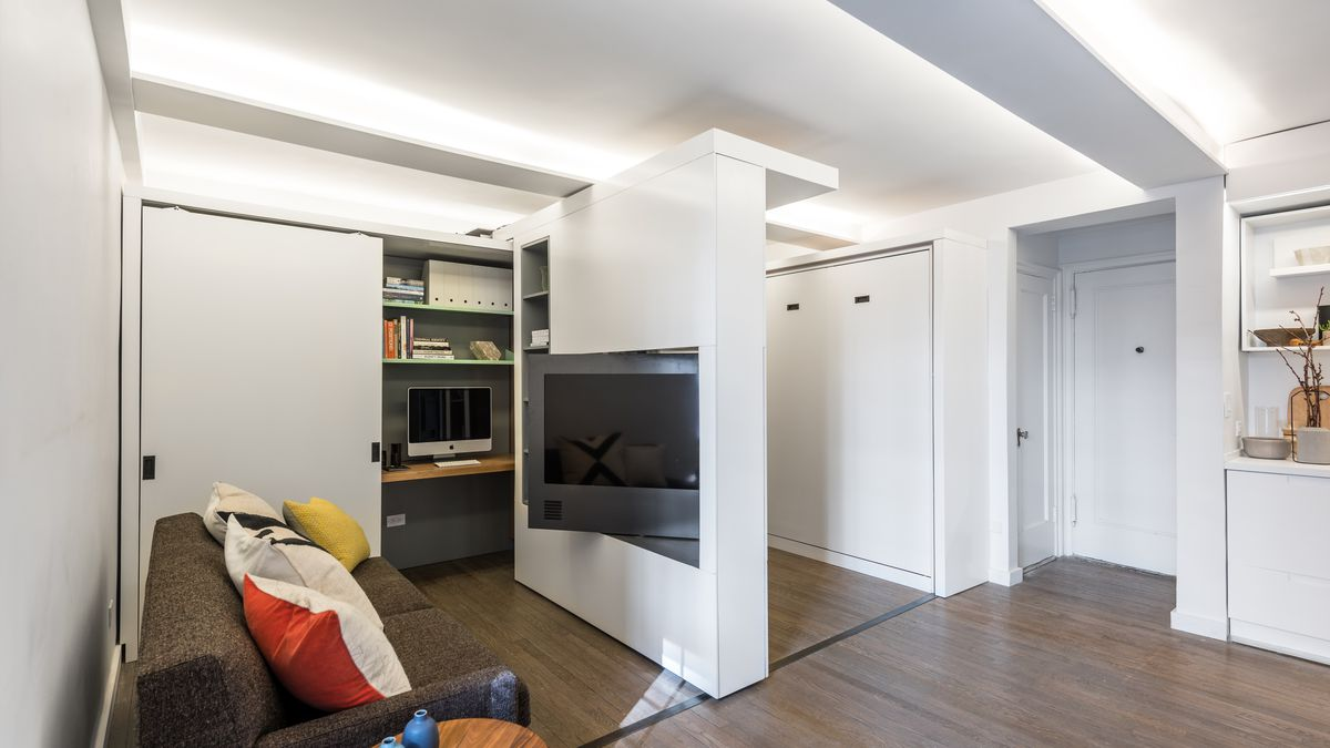 Meet New York\'s go-to architect for redesigning small spaces - Curbed NY