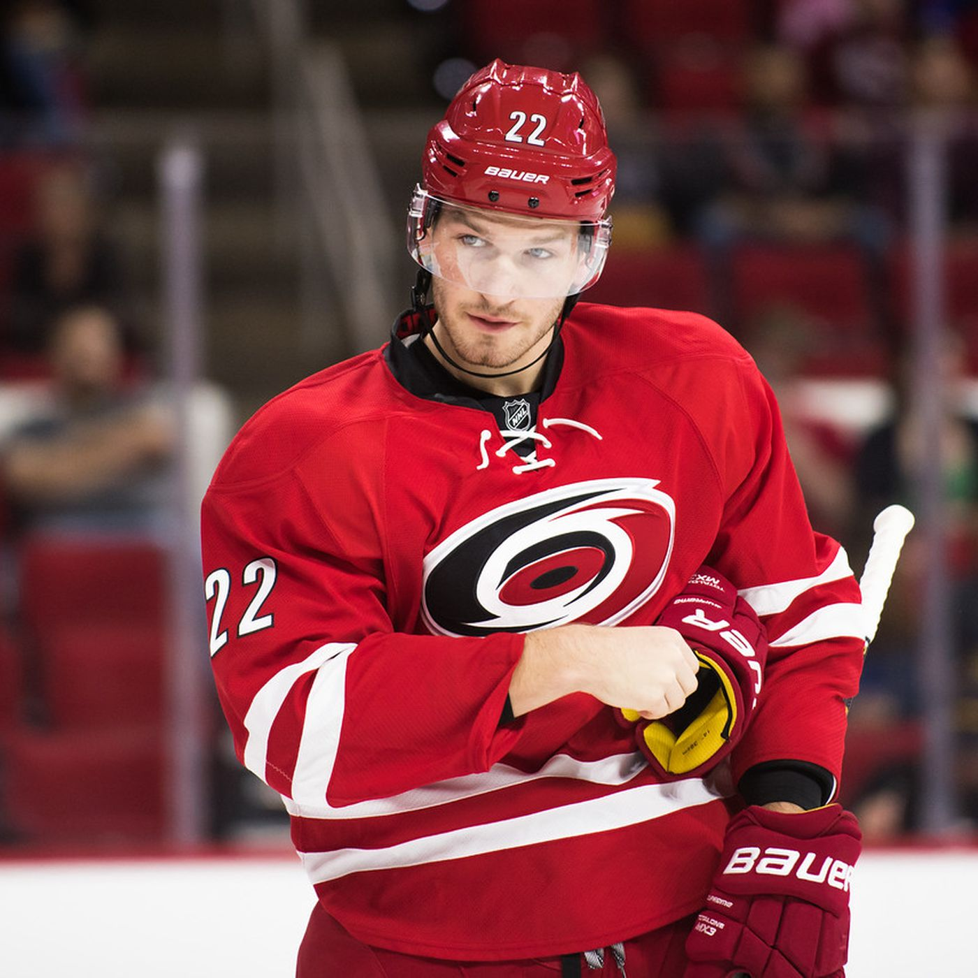 official photos 89f03 41717 About Last Season: Brett Pesce Performance Review and Grade ...
