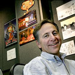 R. Brent Adams, assistant professor of technology, helps direct BYU's interdisciplinary animation program. Adams says the program is so successful that many students have found full-time jobs straight out of school.