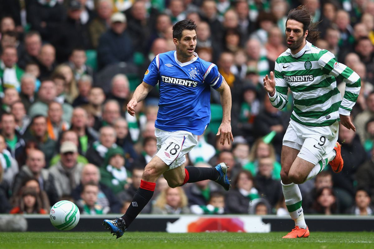 Is Captain America coming home? Also, good Lord but Giorgios Samaras is ugly. (Photo by Clive Brunskill/Getty Images)