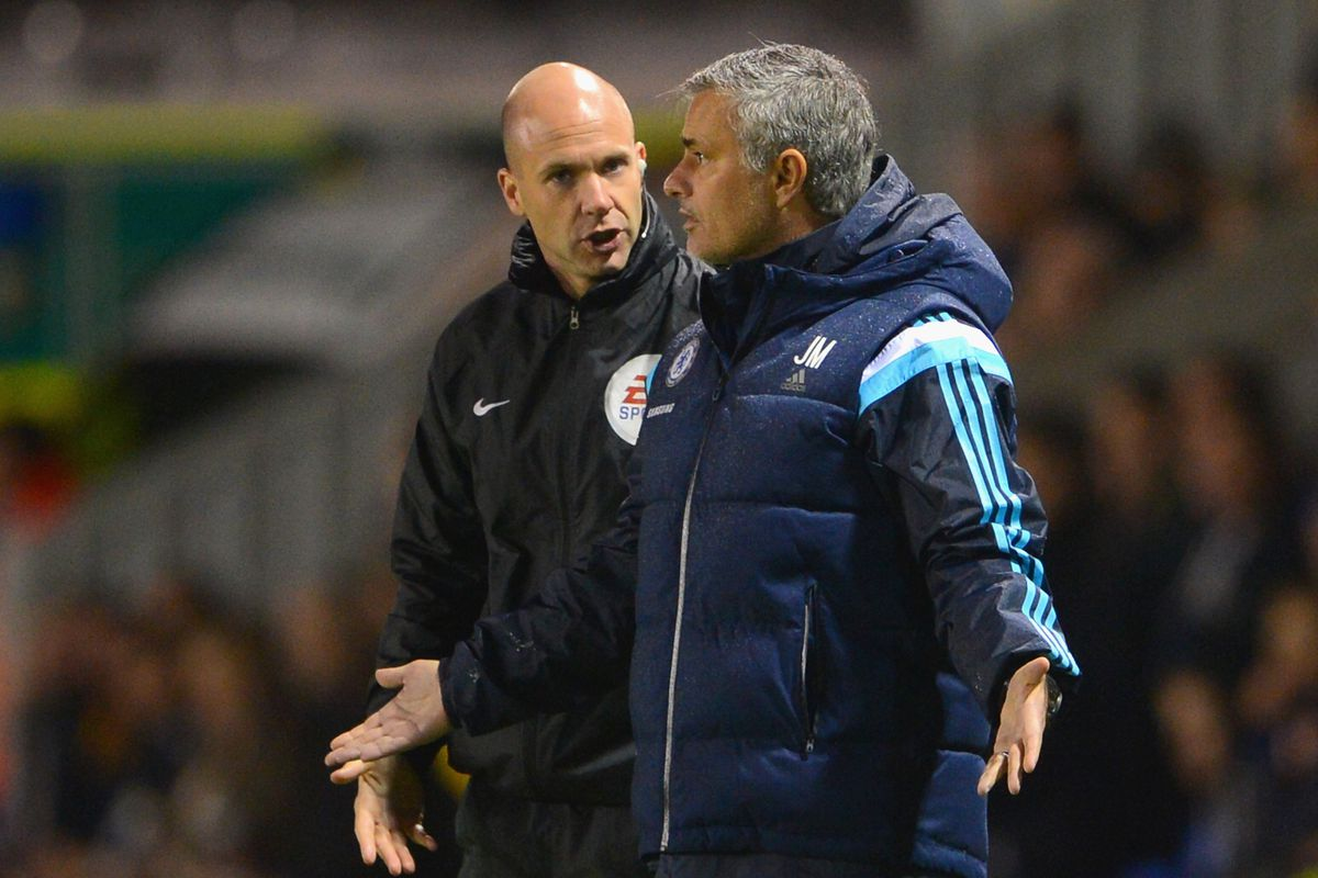 Shrewsbury Town v Chelsea - Capital One Cup Fourth Round