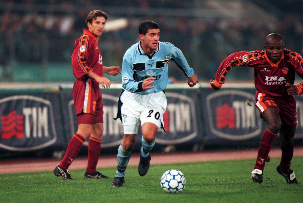 Italian Soccer - Serie A - Lazio v Roma