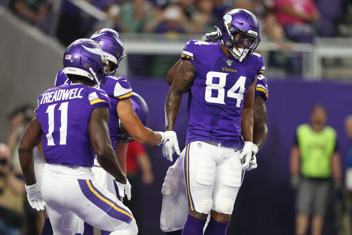 los angeles 9c5c1 18738 Minnesota Vikings News and Links: August 19, 2019 - Daily ...