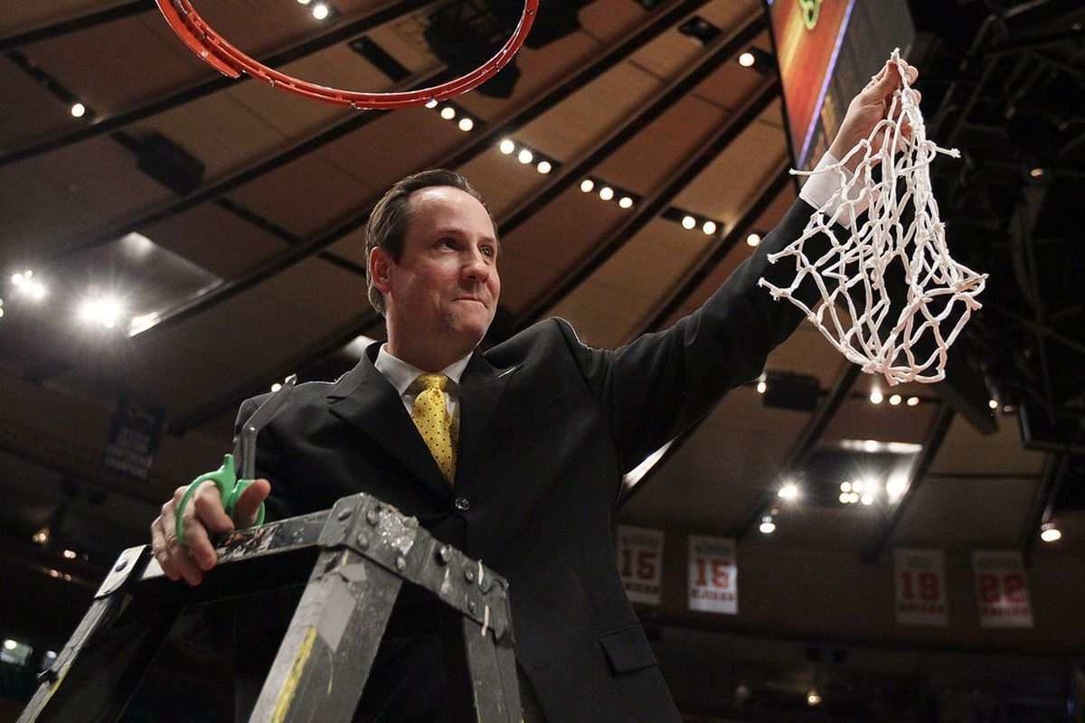 Gregg Marshall led Wichita State to the Final Four in 2013.
