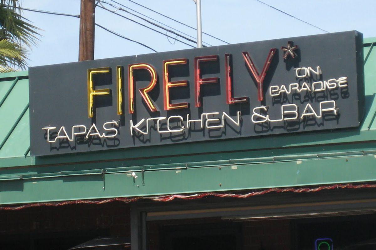 Firefly on Paradise