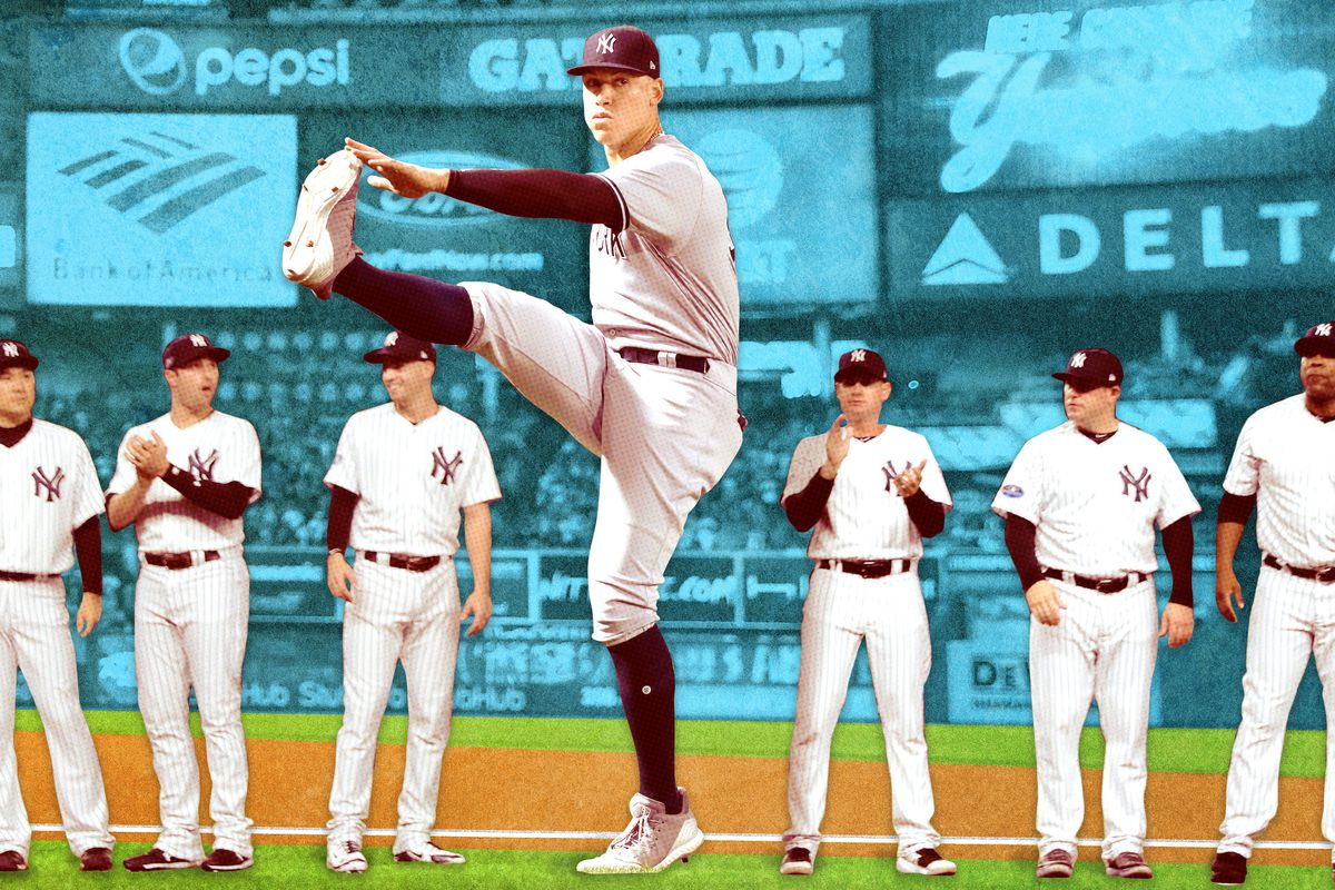 The Big, Beefy Yankees Just Got Bigger ...