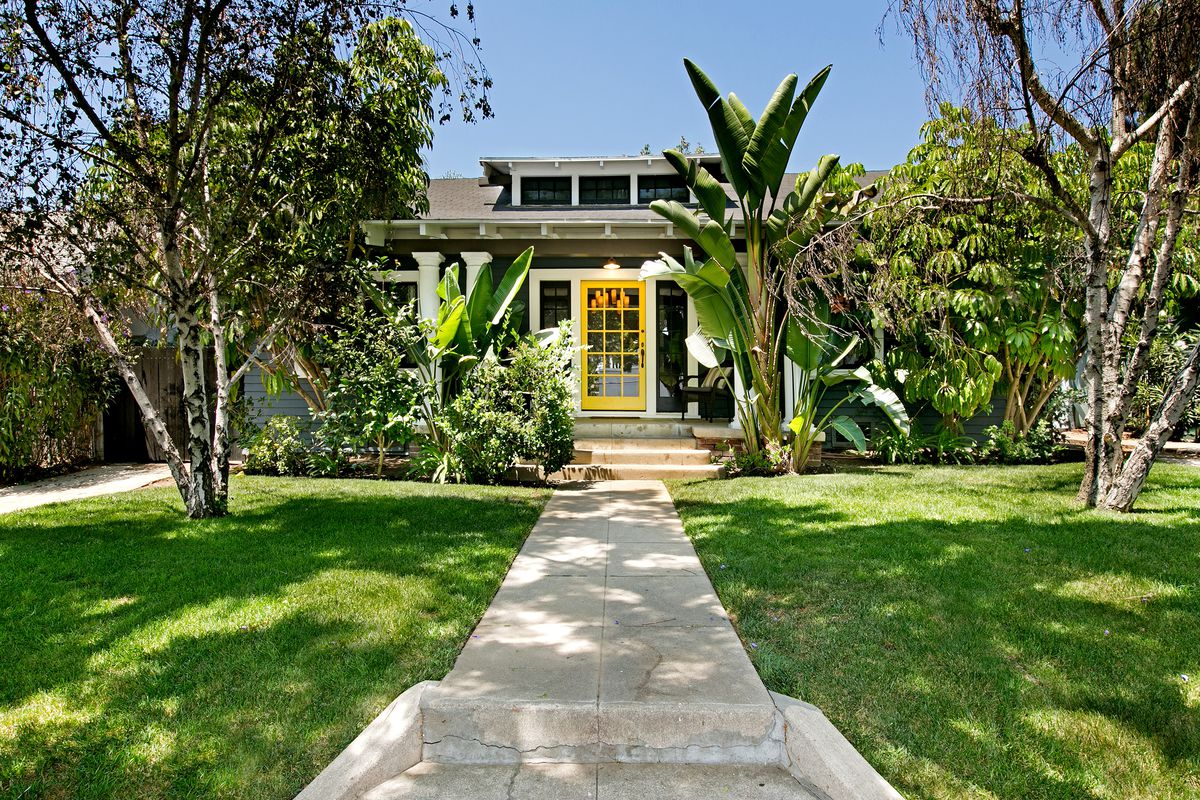 Ansprechend Moderne Bungalows Referenz Von Photos By Sherri Johnson/shooting La Courtesy Of