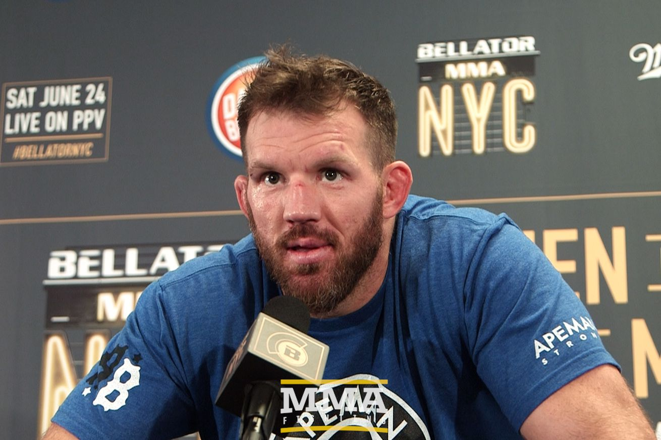 community news, Ryan Bader would love to get Tito Ortiz rematch, talks scoring in decision win over Phil Davis