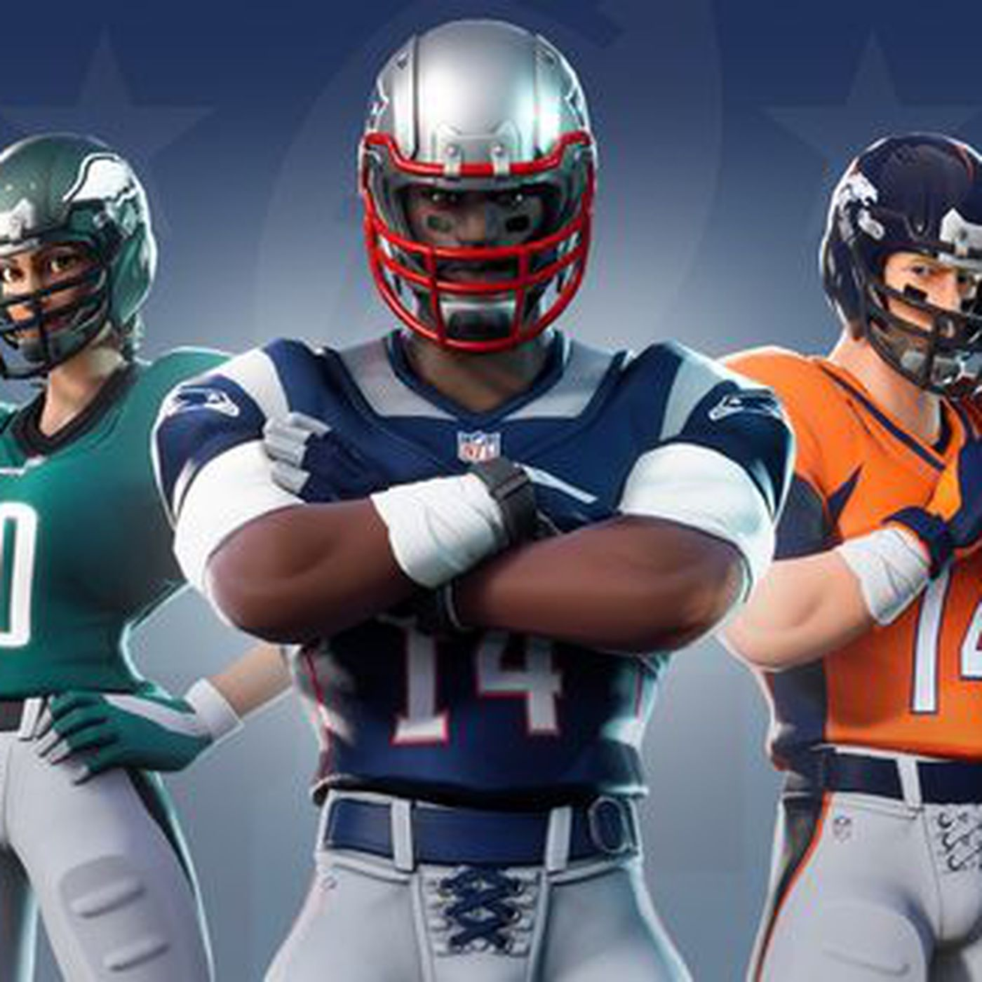 d2819212 NFL items are coming to 'Fortnite,' and they look awesome - SBNation.com