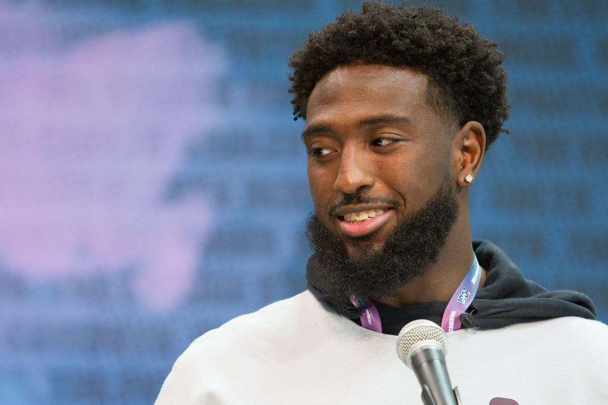 Parris Campbell brings the kind of confidence and maturity the Colts want at wide receiver