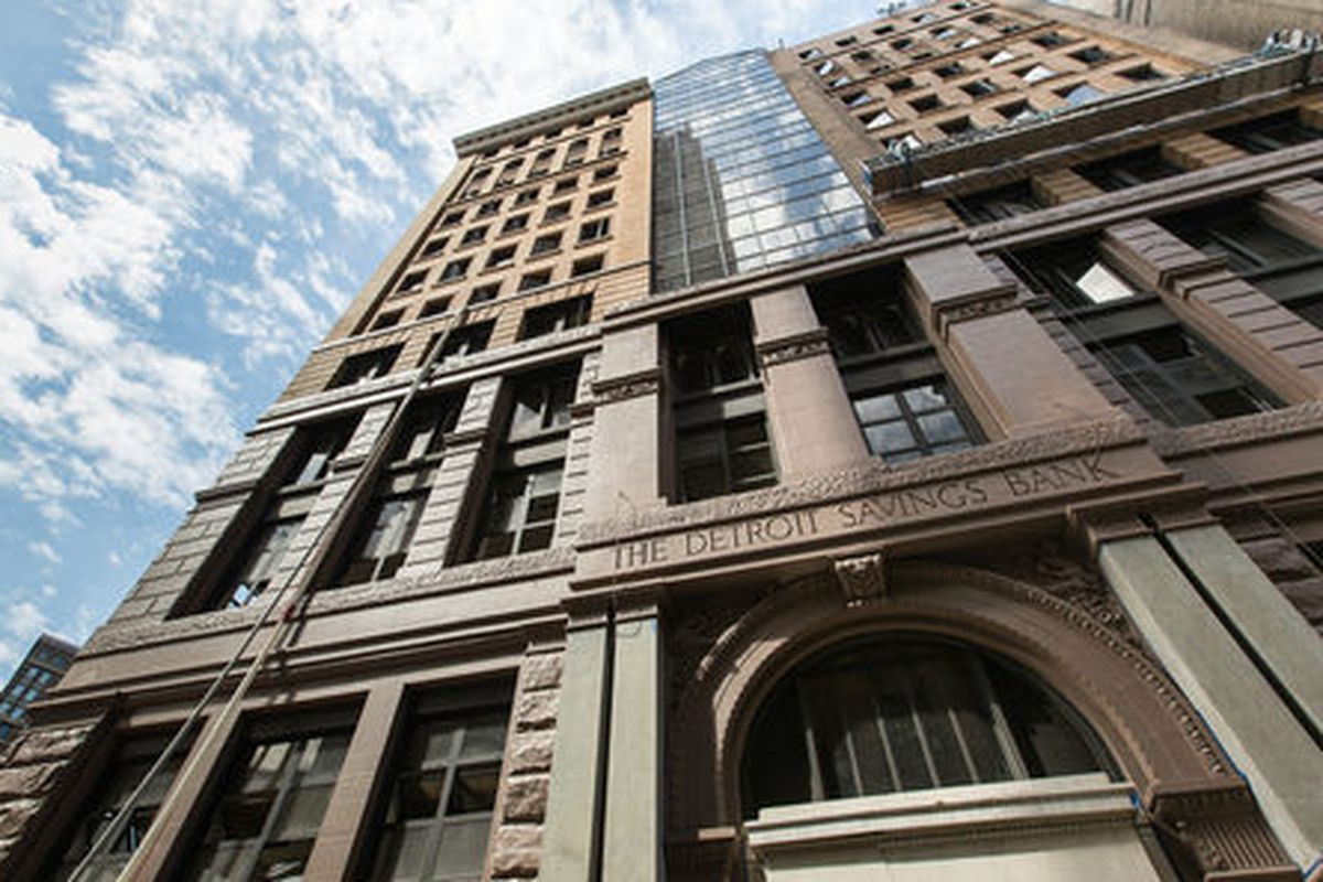 Grab An Apartment In Detroit S Oldest Surviving High Rise