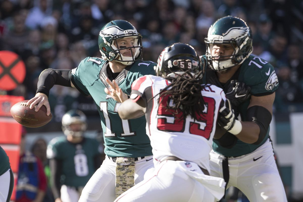 Eagles vs. Falcons matchups preview (and welcoming a familiar friend back to BGN)