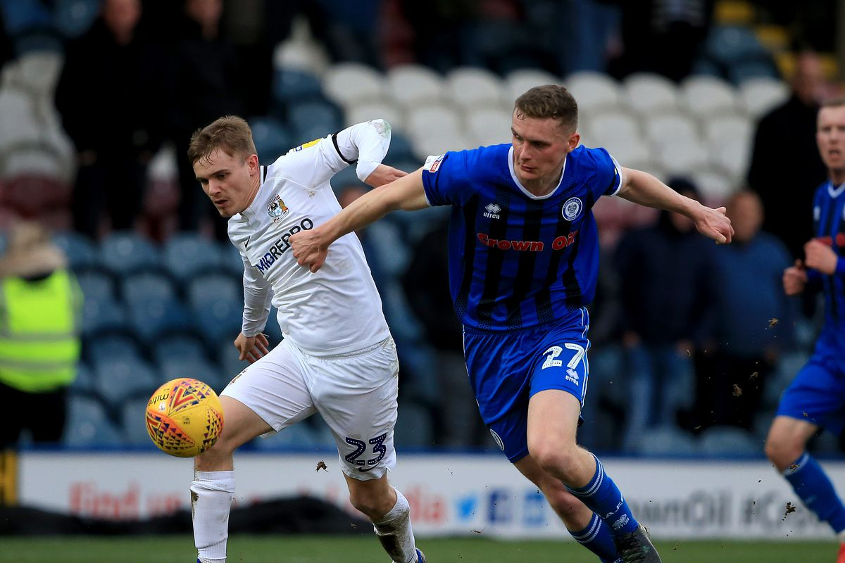 Rochdale v Coventry City - Sky Bet League One - Crown Oil Arena