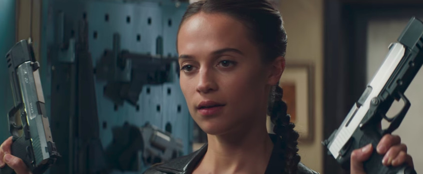 Lara Croft Tomb Raider 2017