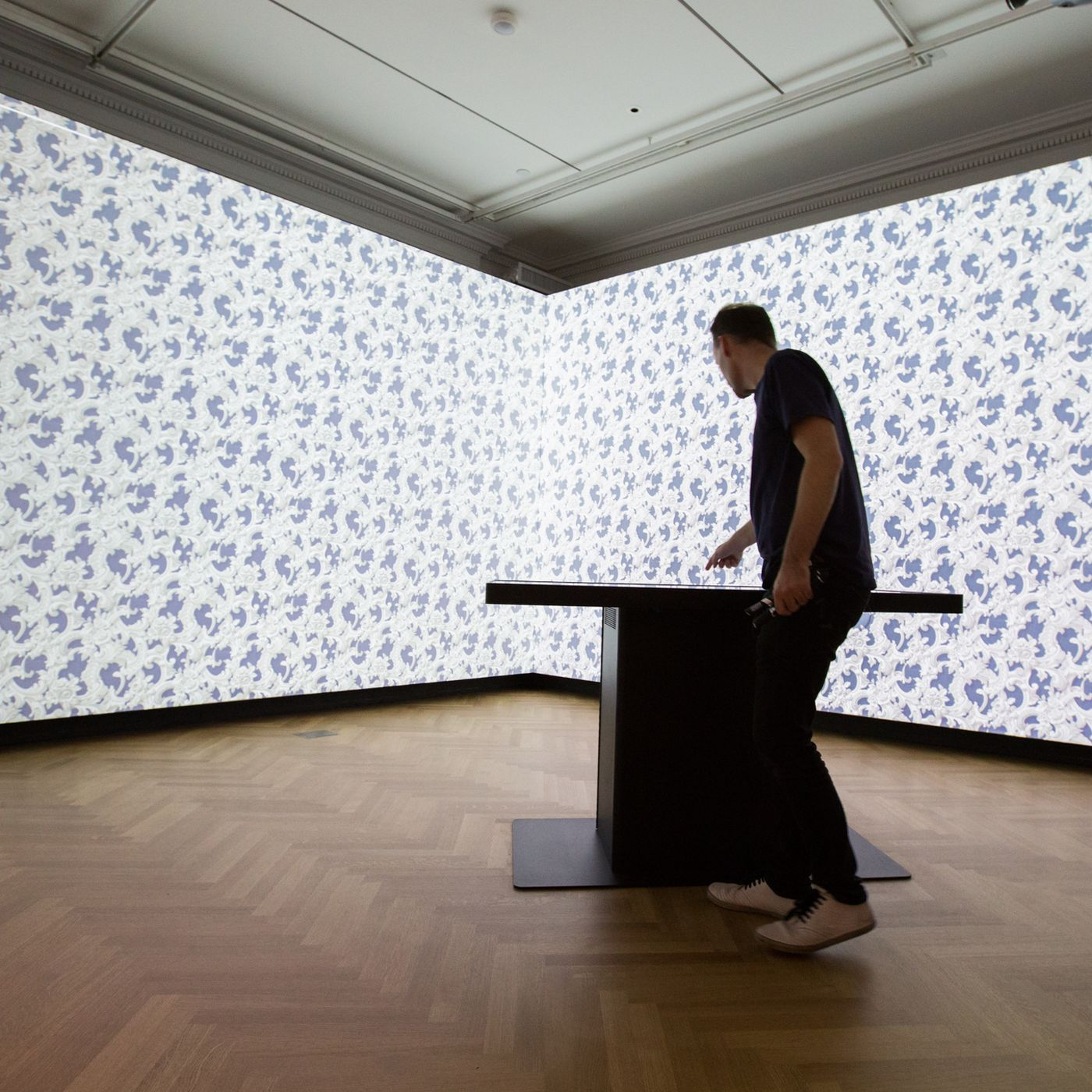 The Smithsonian's design museum just got some high-tech