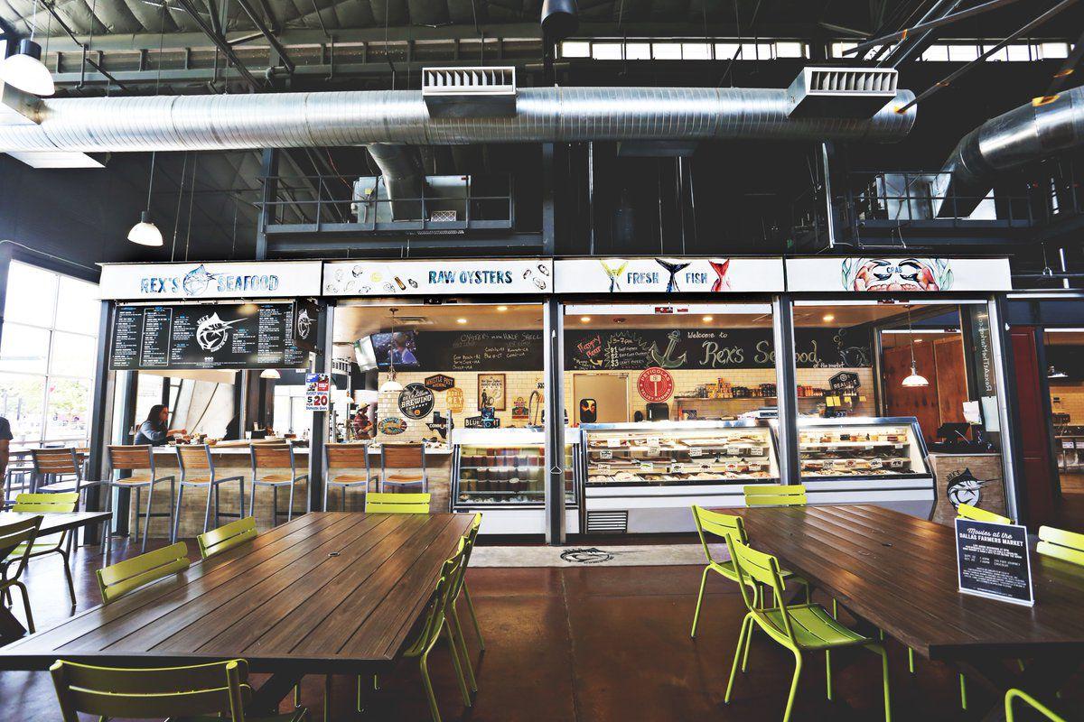 Seafood Restaurants In Dallas
