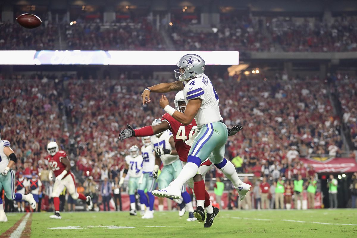 """b39315b49 Cowboys News  America s Team displays """"unity and equality""""  Dak and Tank  steal the show"""
