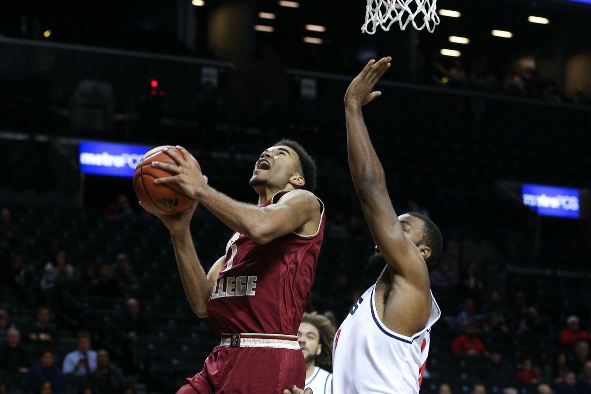 NCAA Basketball: Barclays Center Classic-Boston College vs Richmond
