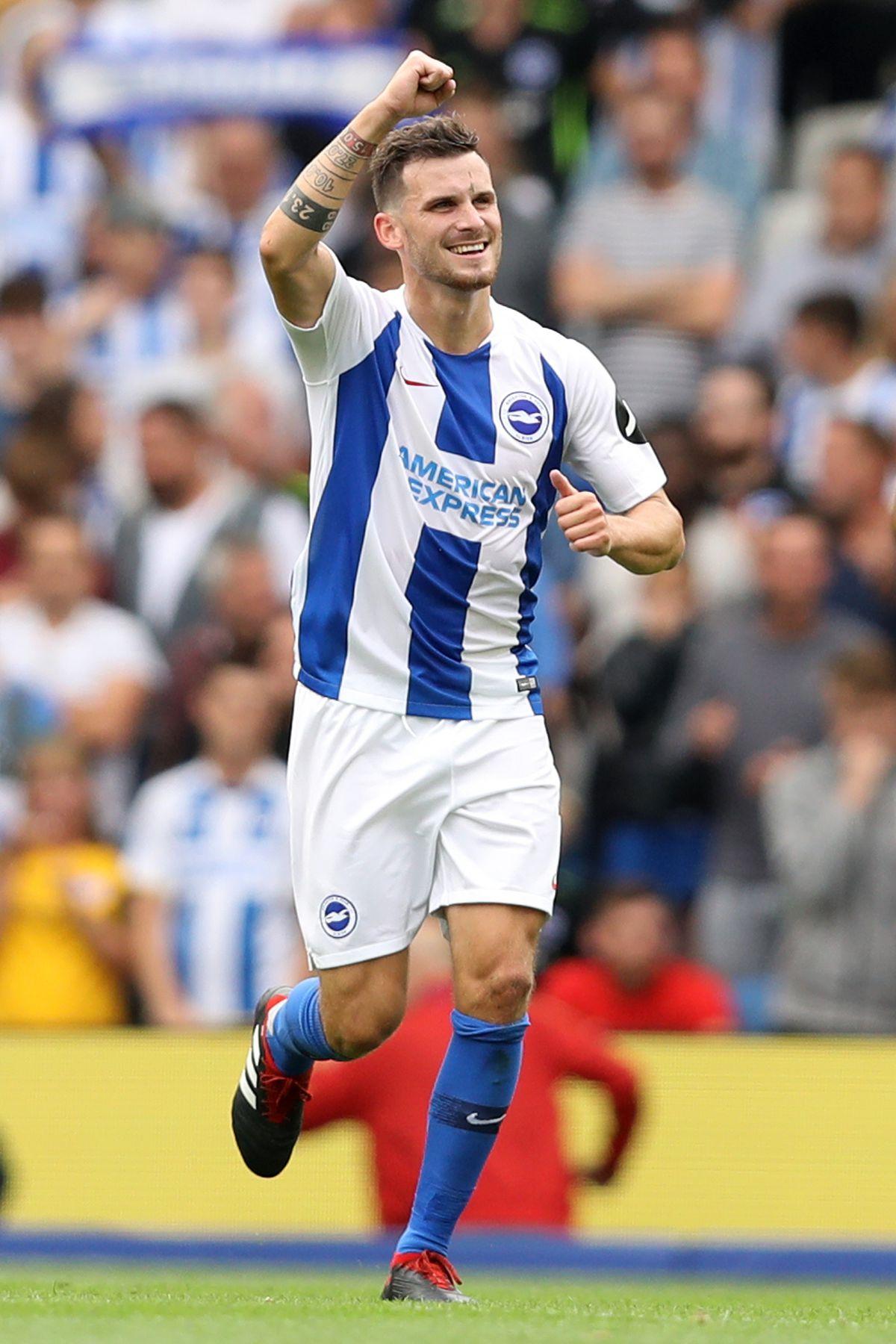Pascal Gross - Brighton & Hove Albion - Premier League