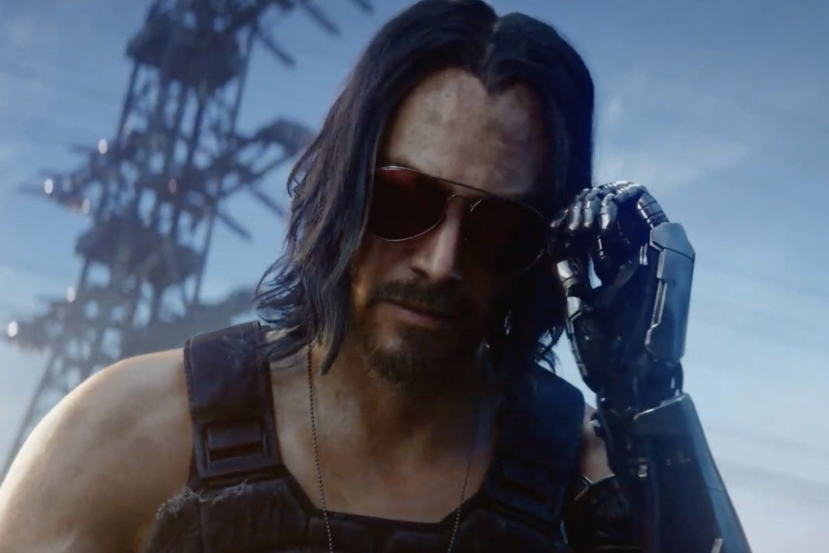 Cyberpunk 2077 bans unauthorized Keanu Reeves sex - The Verge