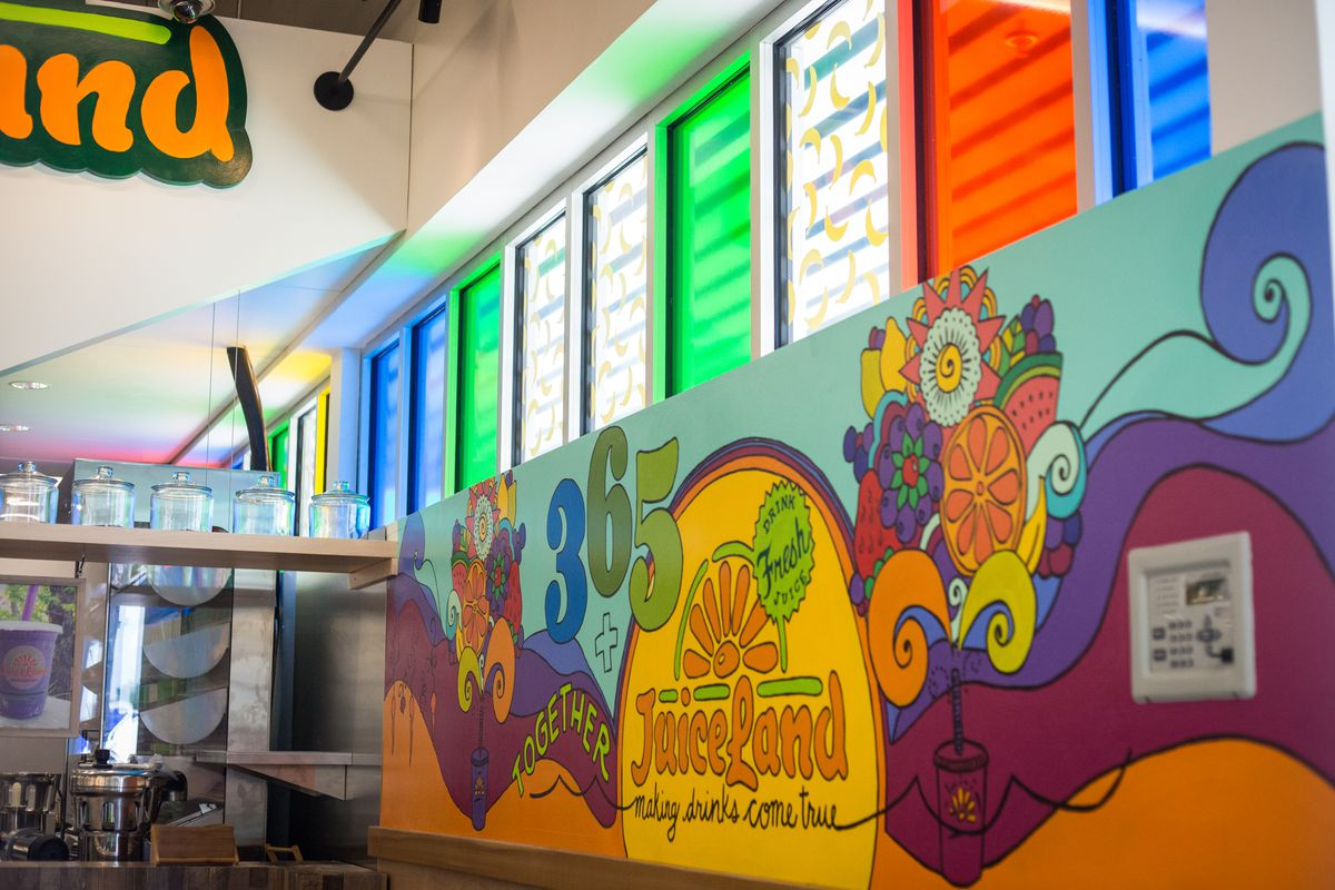 JuiceLand at 365 by Whole Foods