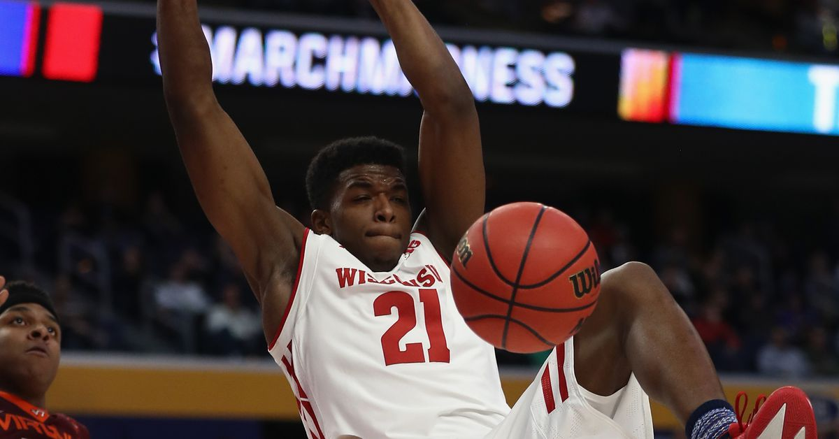 Wisconsin basketball: Khalil Iverson shines in Badgers ...