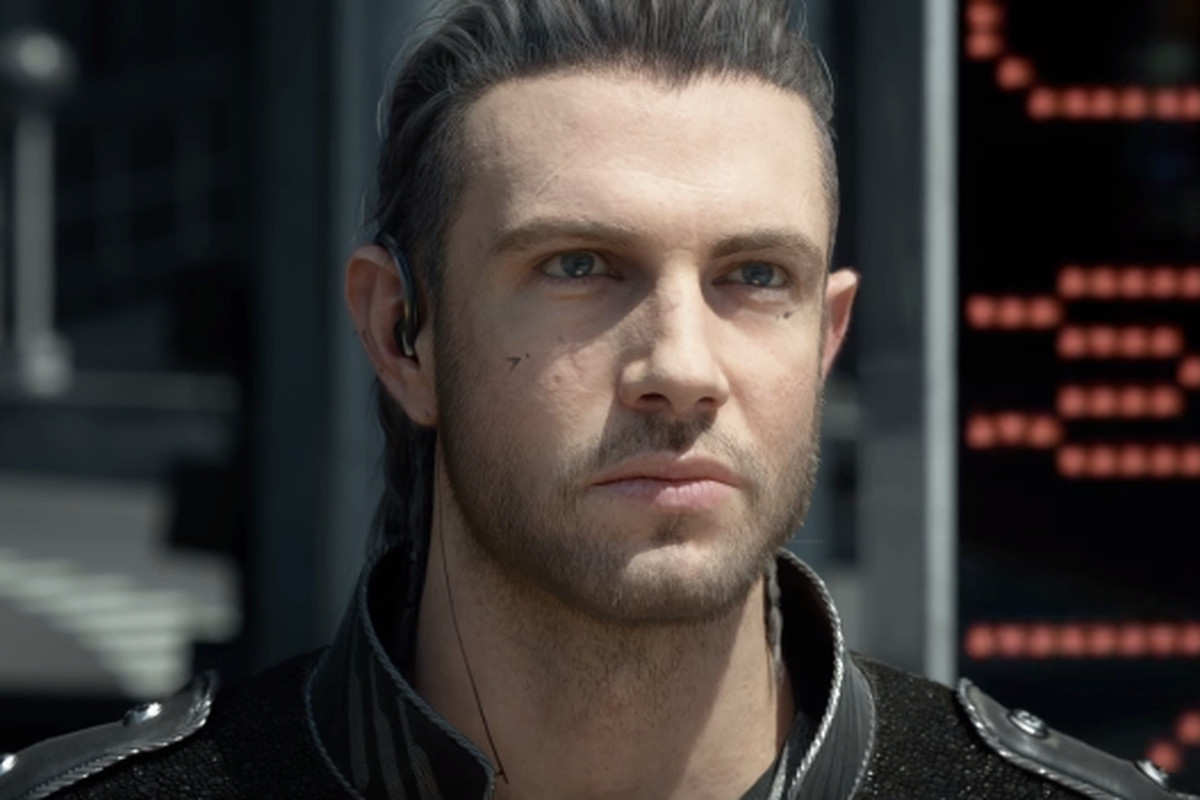 The Final Fantasy XV movie is a confusing, beautiful mess - The Verge