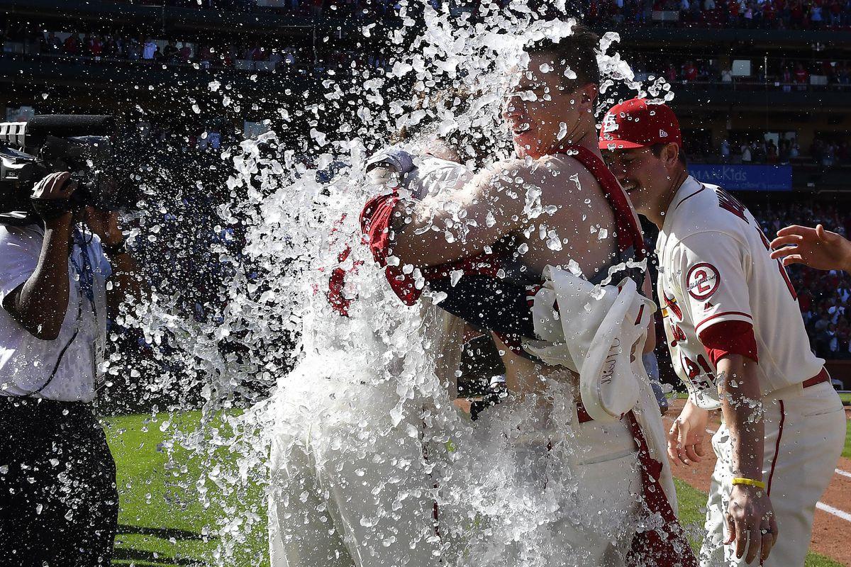 MLB: San Francisco Giants at St. Louis Cardinals