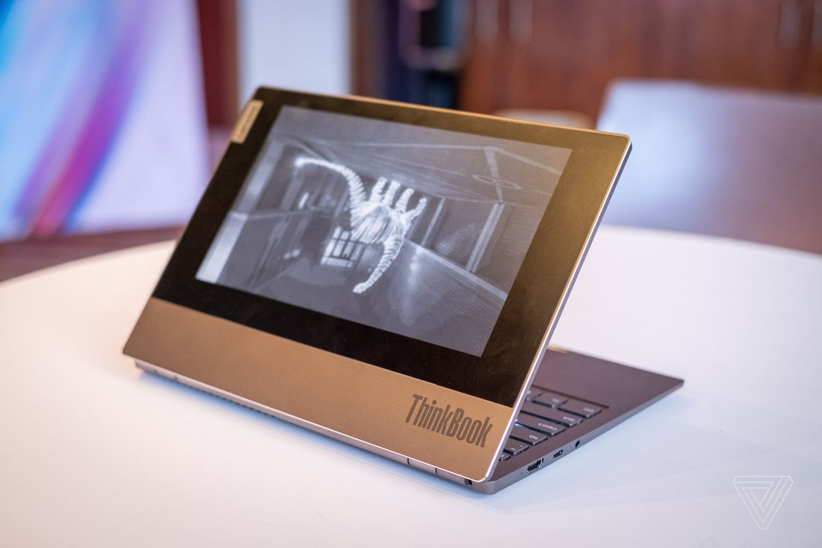 Image result for Lenovo ThinkBook Plus  - HD Images