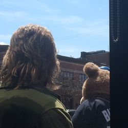 Mullet and Billy Cub