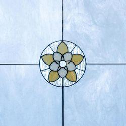Window detail found in the Cedar City Utah Temple.