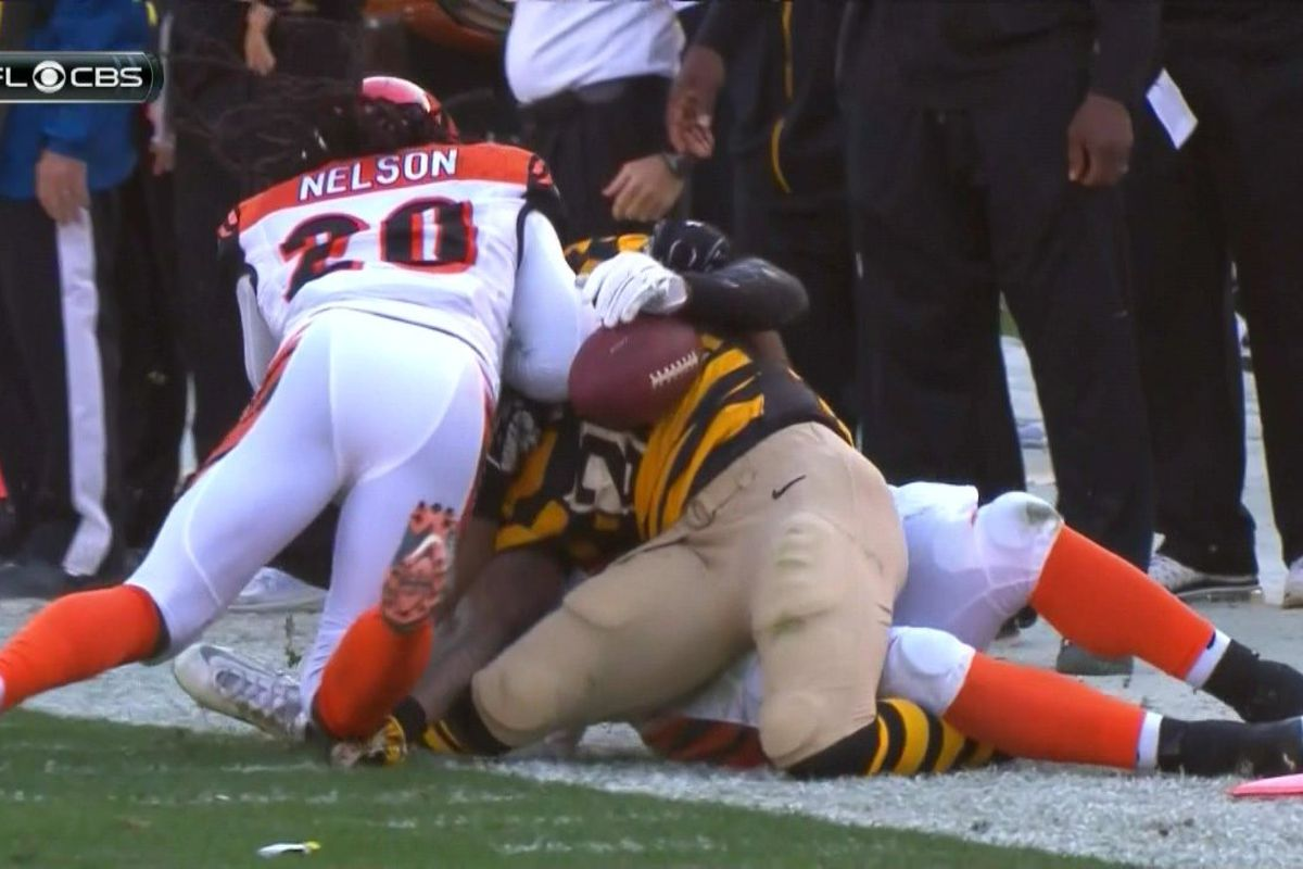 Steelers Players Accuse Vontaze Burfict Of Celebrating Le