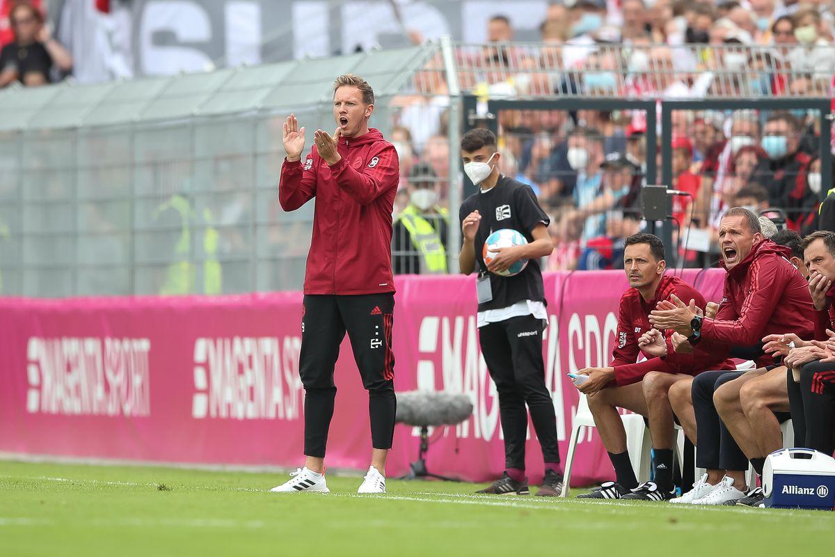 FC Bayern München v 1. FC Köln - Pre-Season Friendly