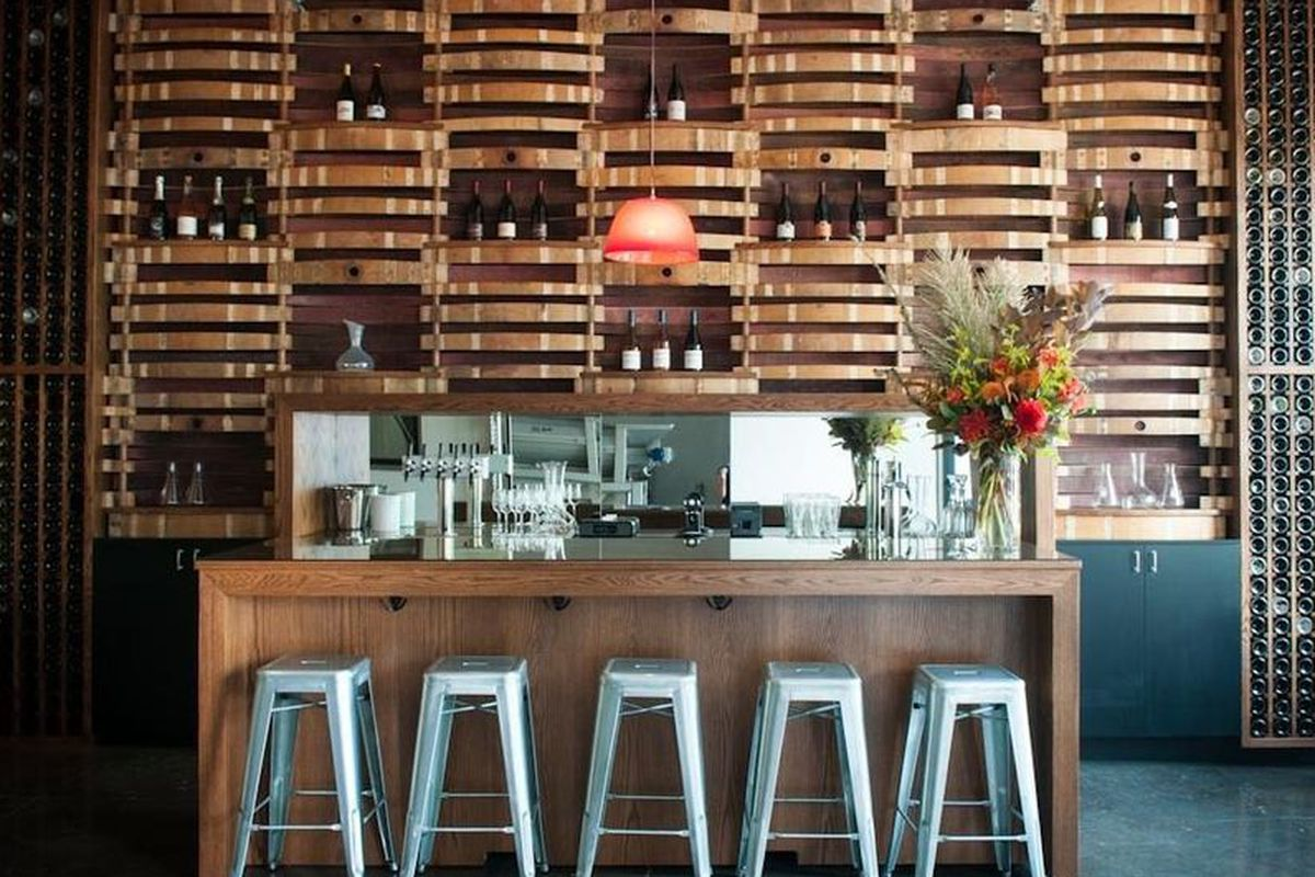 The Wine Bar at SE Wine Collective