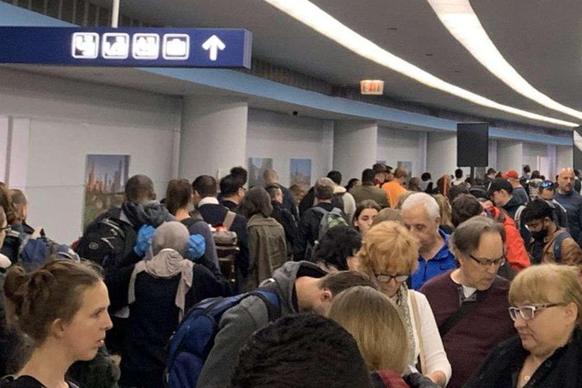 Chicago O'Hare Busiest Times At Christmas 2020 Coronavirus in Chicago: 'Enhanced screening' for coronavirus